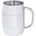 Engravable Arctic Blast™ 34oz Barrel-Shaped Stainless Steel Beer Mug