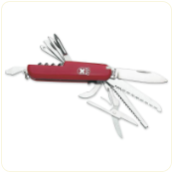 Royal Crest Camper 16-Function Pocket Knife