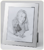 Engraved 5x7 or 8x10 Two-Tone Frame