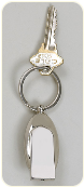 Light Up Keychain - Engravable