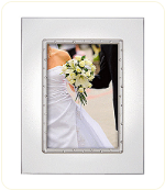 Engravable 5x7 Lenox Devotion Frame