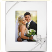 Engravable 5x7 Lenox True Love Frame
