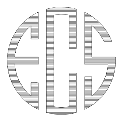 Circle Monogram Sample