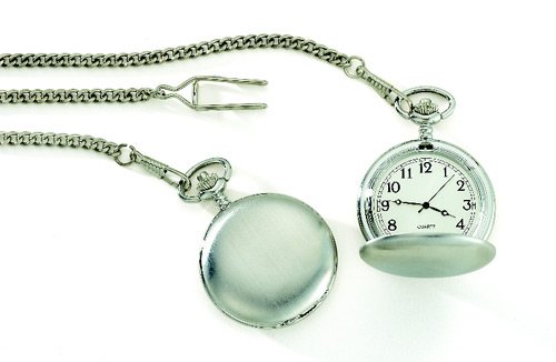 Customizable Pocket watch for men